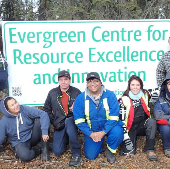 Evergreen Centre for Resource Excellence & Innovation